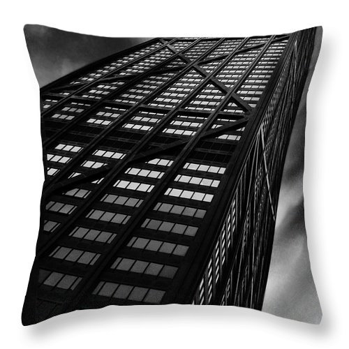 City Throw Pillow featuring the photograph Limitless by Dana DiPasquale