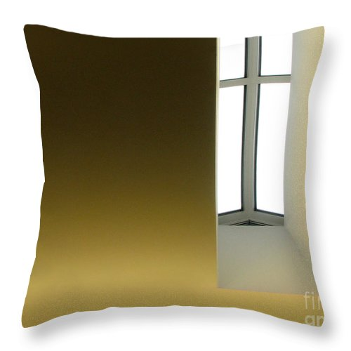 Architecture Throw Pillow featuring the photograph Above Series 2.0 by Dana DiPasquale