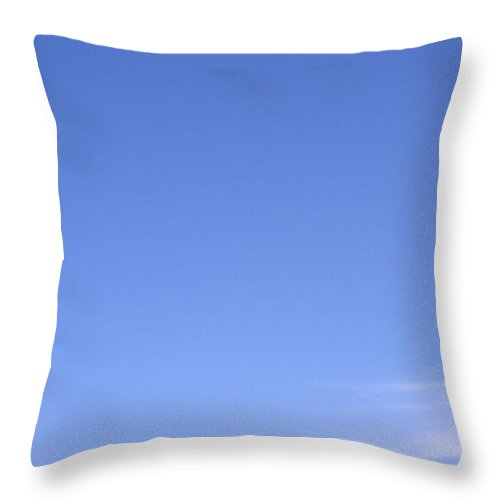Patrouille Suisse Throw Pillow featuring the photograph Above The Alps by Angel Ciesniarska