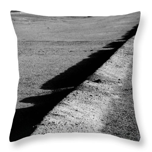 2015 Throw Pillow featuring the photograph And How Do I Go by Jez C Self
