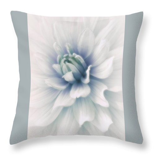 Throw Pillow featuring the photograph Angel Song by The Art Of Marilyn Ridoutt-Greene