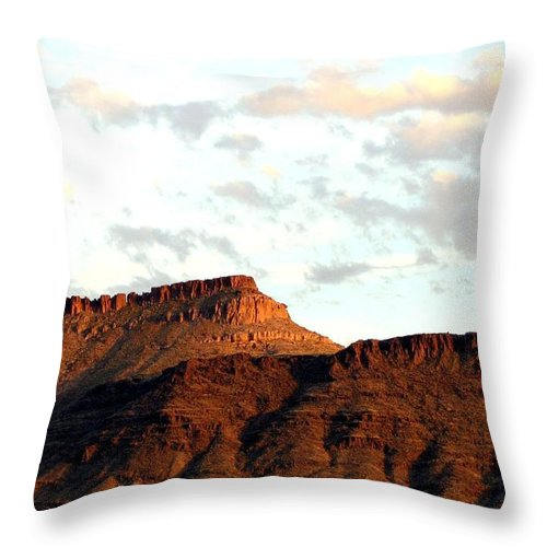Arizona Throw Pillow featuring the photograph Arizona 1 by Will Borden