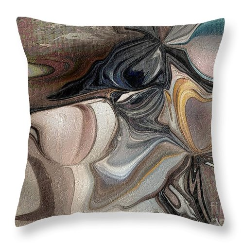 Photographic Art Throw Pillow featuring the photograph At The Shore by Kathie Chicoine