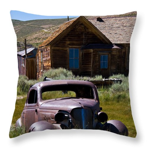 Bodies Finest Throw Pillow featuring the photograph Bodies Finest by Chris Brannen