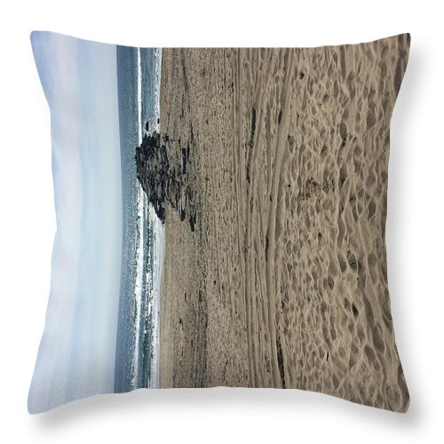 Throw Pillow featuring the photograph California Dreaming by Connor Edwards
