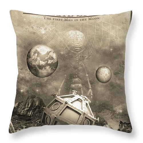 Cavorite Sphere Throw Pillow For Sale By Robert Slack