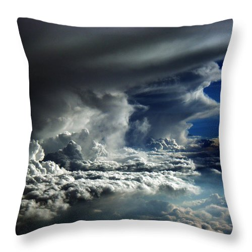 Aviation Art Throw Pillow featuring the photograph Cb2.085 by Strato ThreeSIXTYFive