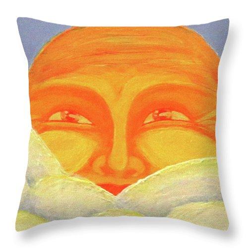 Celestial 2016 #2 Throw Pillow