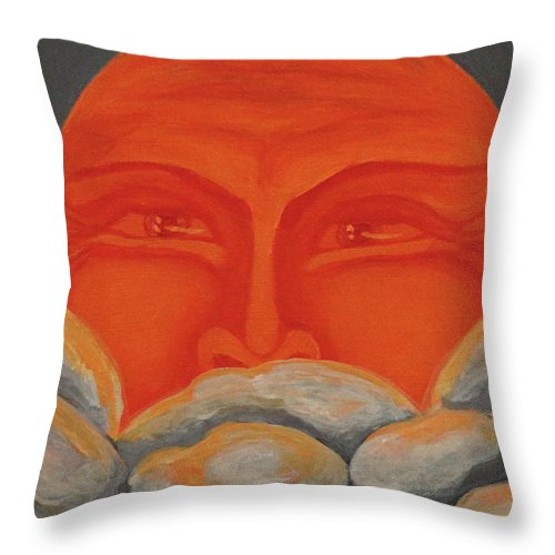 Celestial 2016 #3 Throw Pillow