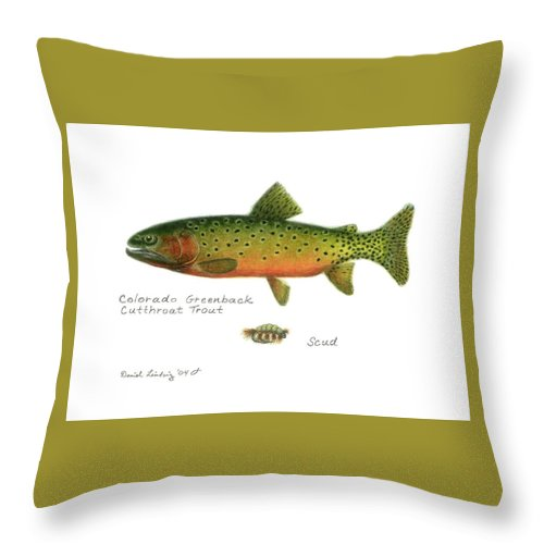 gift tee funny fly jumping pillow trout fishing throw mom