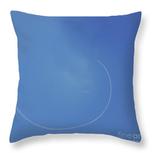 Come Throw Pillow featuring the photograph Come Fly With Me by Gillian Singleton