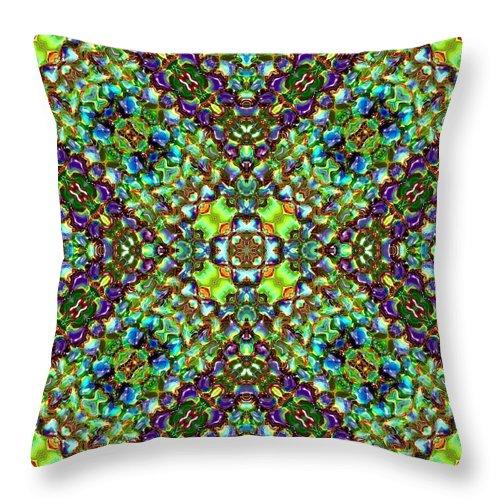 Australia Throw Pillow featuring the photograph Cross Shine by Zazl Art