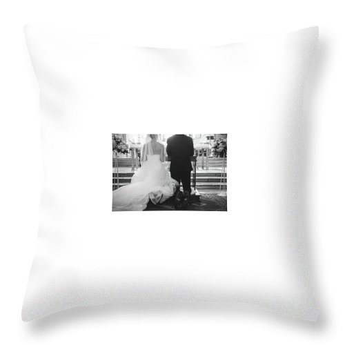 Divorce Attorney Riverdale Park Md Throw Pillow featuring the mixed media Divorce Lawyer Riverdale Park Md by Andrews Law Group