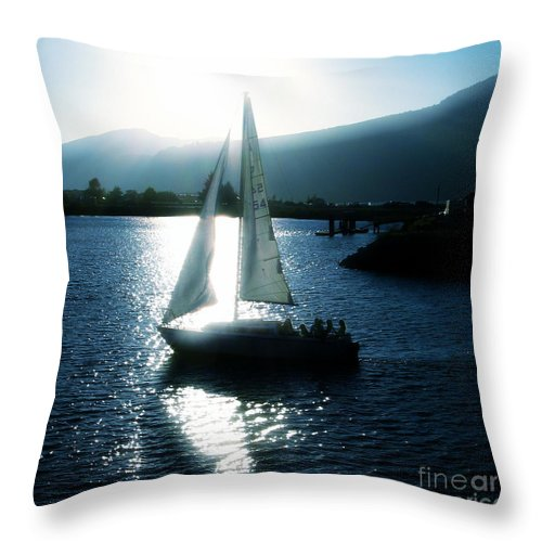 Dream Throw Pillow featuring the photograph Dream by Idaho Scenic Images Linda Lantzy