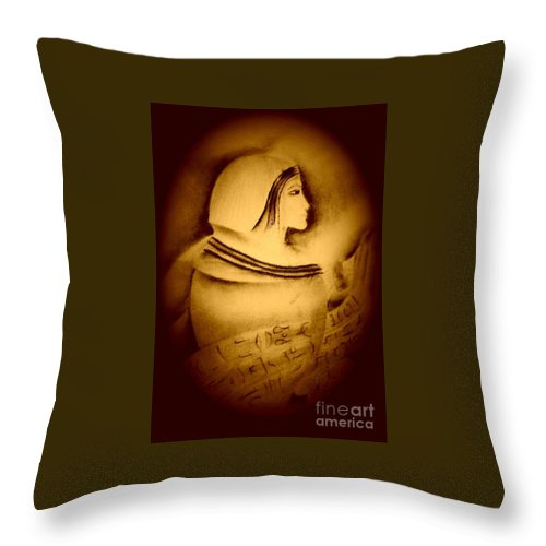 Egypt 5 Throw Pillow For Sale By Lilian Gomes