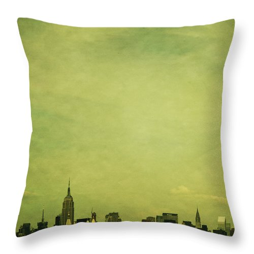 New Throw Pillow featuring the photograph Escaping Urbania by Andrew Paranavitana