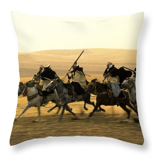 Fantasia Throw Pillow featuring the photograph Fantasia by Michael Mogensen