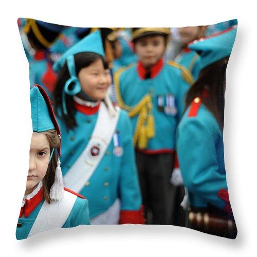 Spain Throw Pillow featuring the photograph Feast Of Burden by Rafa Rivas
