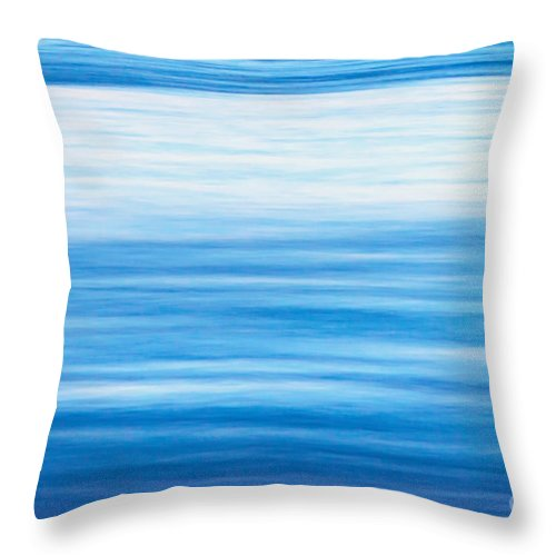 New York City Throw Pillow featuring the photograph Fluid Motion by Az Jackson