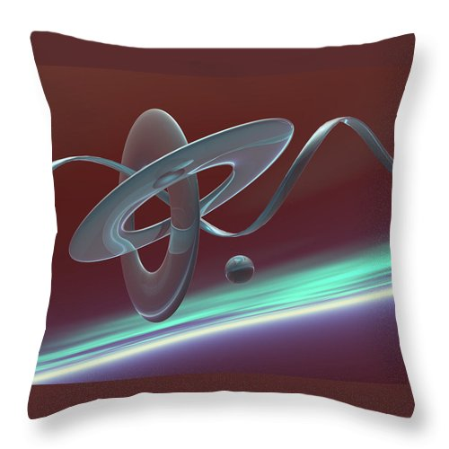 Cott Piers Throw Pillow featuring the photograph G46t by Scott Piers