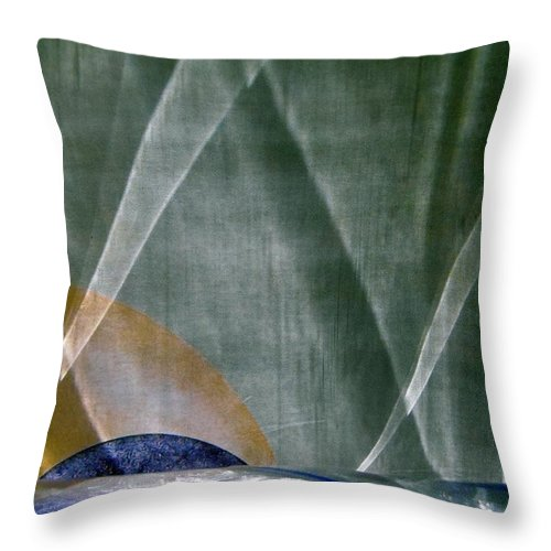 Outer Space Throw Pillow featuring the photograph Galaxies 104 by Stephanie Moore