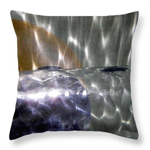 Outer Space Throw Pillow featuring the photograph Galaxies 105 by Stephanie Moore