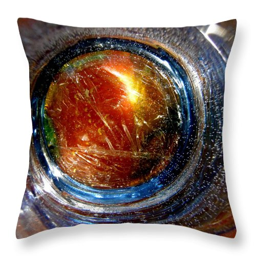 Outer Space Throw Pillow featuring the photograph Galaxies 50 by Stephanie Moore
