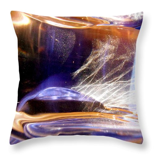 Outer Space Throw Pillow featuring the photograph Galaxies 95 by Stephanie Moore