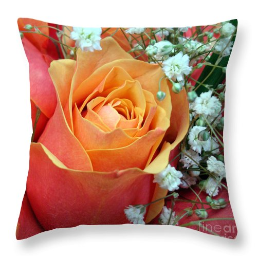 Kathy Bucari Throw Pillow featuring the photograph Have I Told You Lately That I Love You by Kathy Bucari