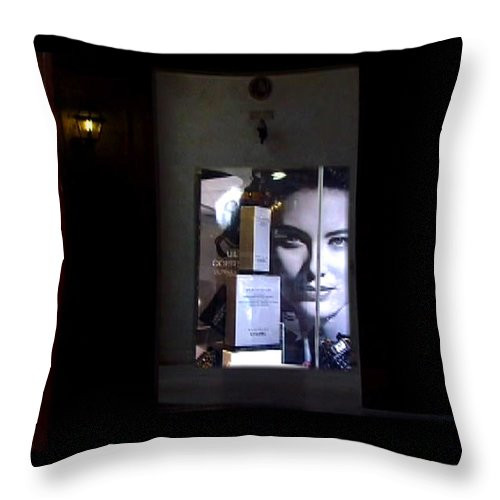 Dream Throw Pillow featuring the painting Hypnos Rome by Charles Stuart