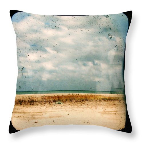 Dipasquale Throw Pillow featuring the photograph I Honestly Believed by Dana DiPasquale