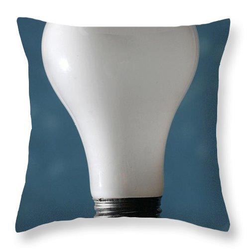 Light Throw Pillow featuring the photograph Illumination by Jeffery Ball