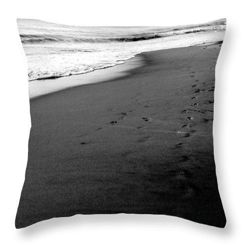 Photograph Throw Pillow featuring the photograph In My Thoughts by Jean Macaluso