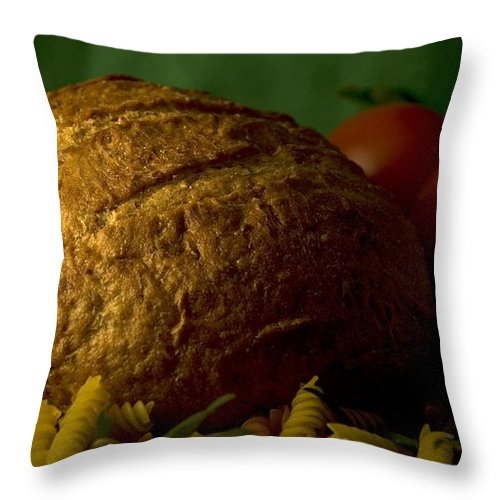 Food Throw Pillow featuring the photograph Ingredients by Jessica Wakefield