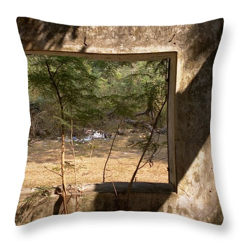 Kep Throw Pillow featuring the photograph Kep by Patrick Klauss