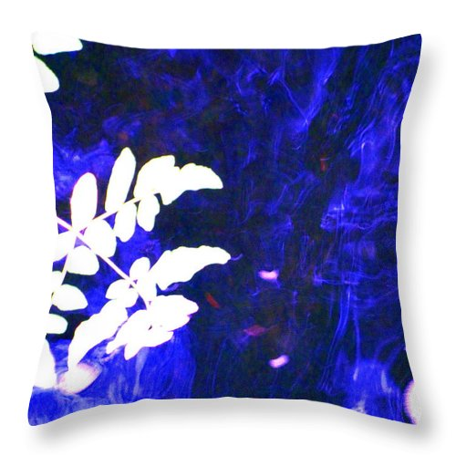 Water Art Throw Pillow featuring the photograph Lucid Dreaming by Sybil Staples