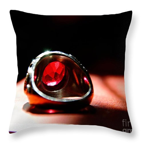 Clay Throw Pillow featuring the photograph Memories by Clayton Bruster