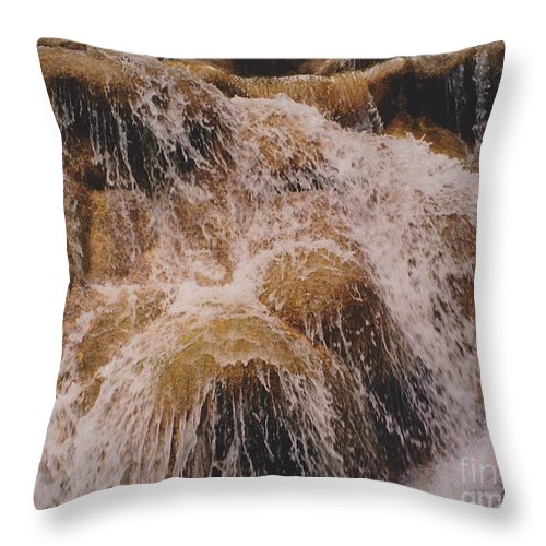 Water Throw Pillow featuring the photograph Milky Way by Michelle Powell