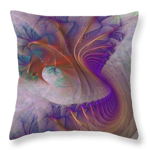 Mint Condition Throw Pillow featuring the digital art Mint Condition by John Beck
