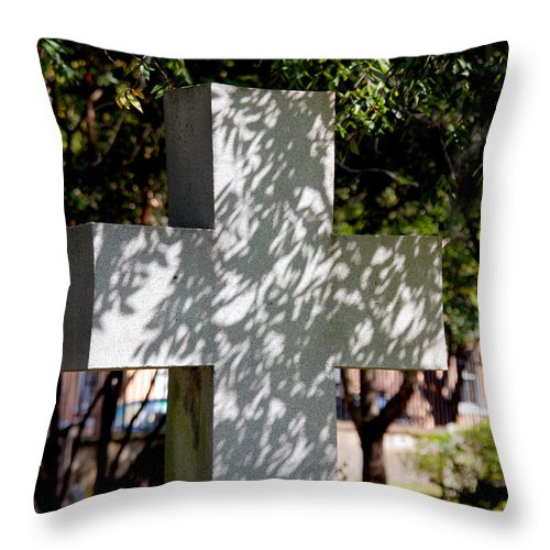 Photography Throw Pillow featuring the photograph Miss You So Much by Susanne Van Hulst