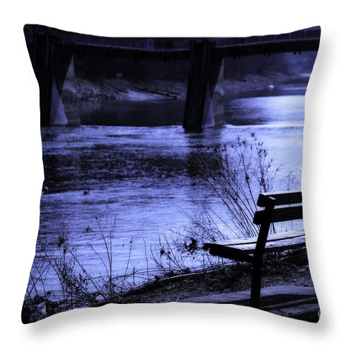 Photography Throw Pillow featuring the photograph Moments by Cathy Beharriell