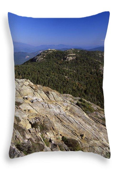 White Mountains Throw Pillow featuring the photograph Mount Chocorua - White Mountains New Hampshire Usa by Erin Paul Donovan