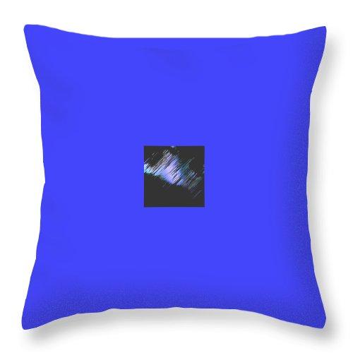 Moveonart! Digital Gallery Throw Pillow featuring the digital art Moveonart Follow Your Dreams Tonite by Jacob Kanduch