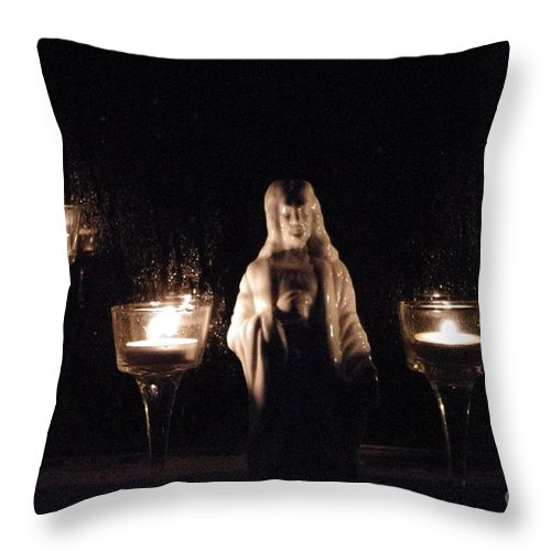 Throw Pillow featuring the photograph My Lord by Gerald Kloss