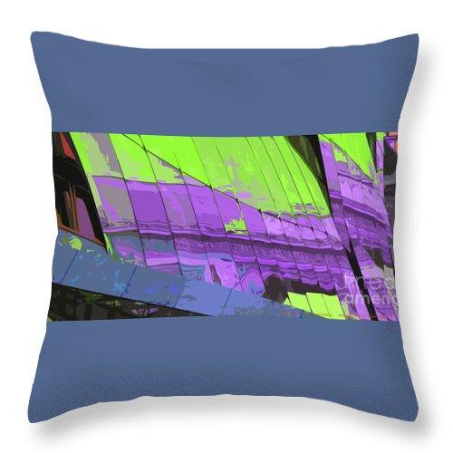 Paris Throw Pillow featuring the photograph Paris Arc De Triomphe by Yuriy Shevchuk