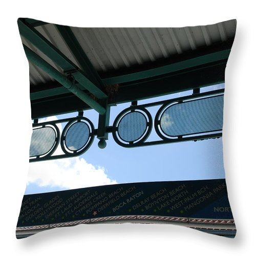 Cities Throw Pillow featuring the photograph Pick A Town Any Town by Rob Hans