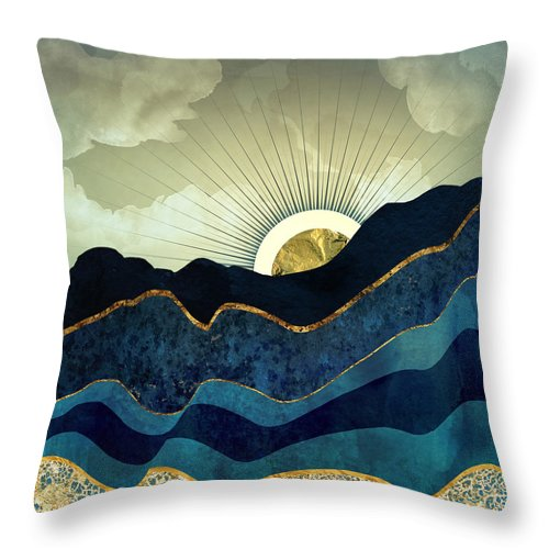 Post Eclipse Throw Pillow For Sale By Spacefrog Designs