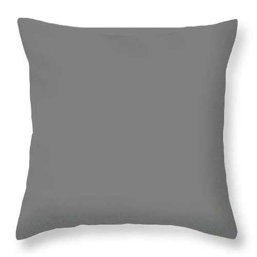 Red Throw Pillow featuring the photograph Red Autumn Leaf by Garry Gay