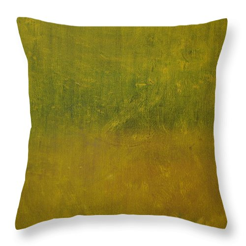 Jack Diamond Throw Pillow featuring the painting Reflections Of A Summer Day by Jack Diamond