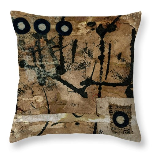 Rounding Square Collage Throw Pillow For Sale By Carol Leigh